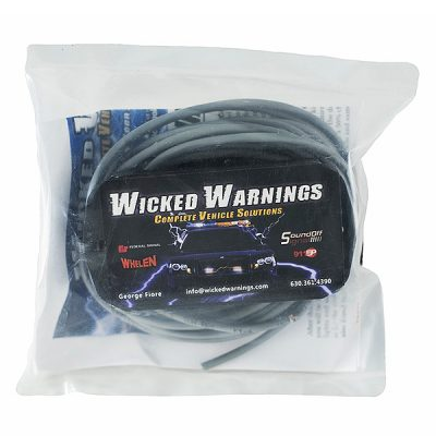 Mirror Mod Kit Wicked Warnings