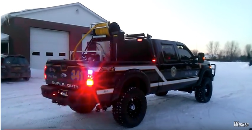 Client Profile: Fire Department Strobe Lights