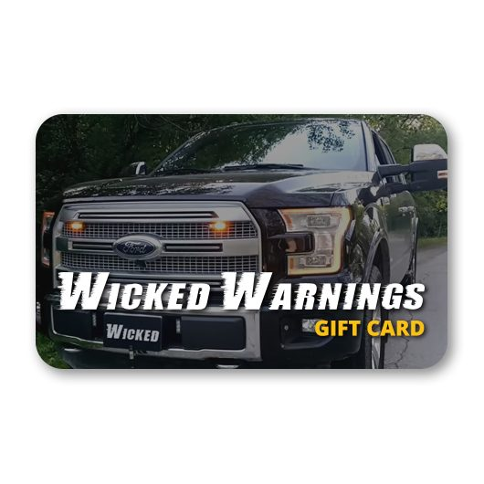Wicked Warnings Gift Card