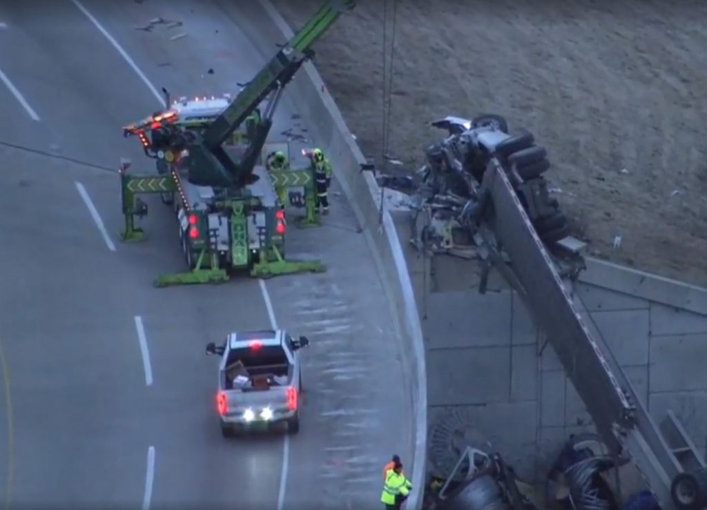 ohare towing responds to fatal crash