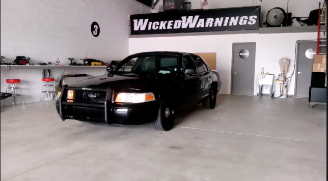 Feature Build: 2011 Crown Victoria