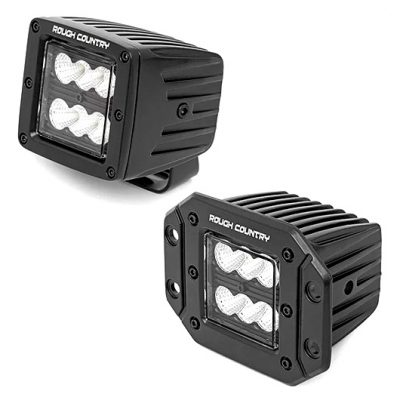 2 Inch Square Cree LED Light Kit