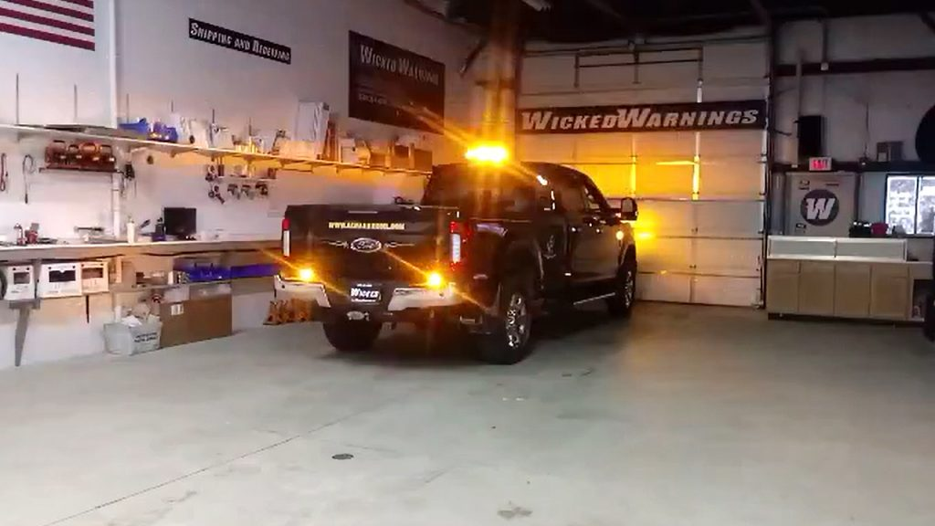 New Super Duty Custom Truck Lights