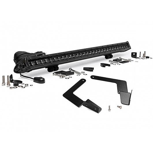 Toyota 30in Cree LED Bumper Kit